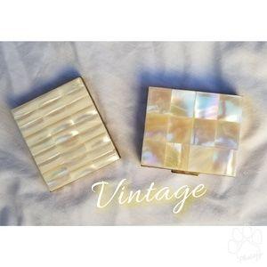 MOP Vintage compacts